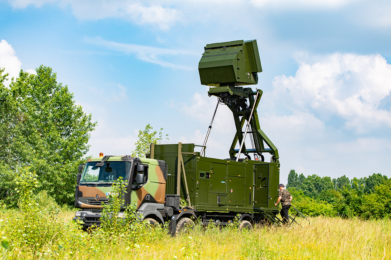 Ground Master 200 | Thales Group