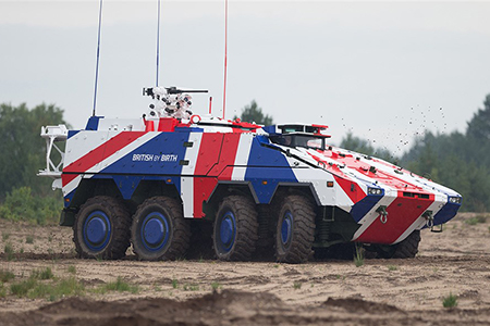 Thales UK welcomes the announcement on MIV at DVD18   Thales Group