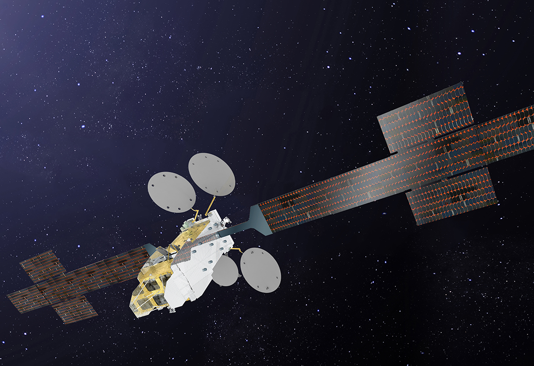 Thales Alenia Space @ Satellite 2019