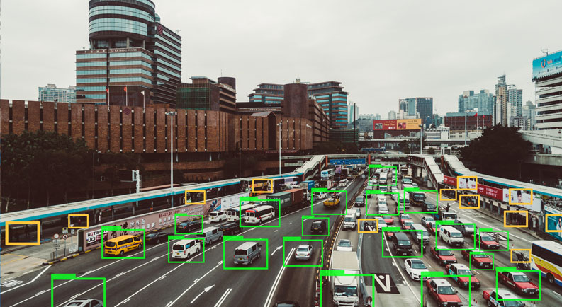 Connected cars and smart city