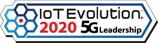 IoT Evolution 5G Leadership Award 2020