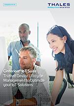 DIS IoT Cinterion IoT Suite Brochure