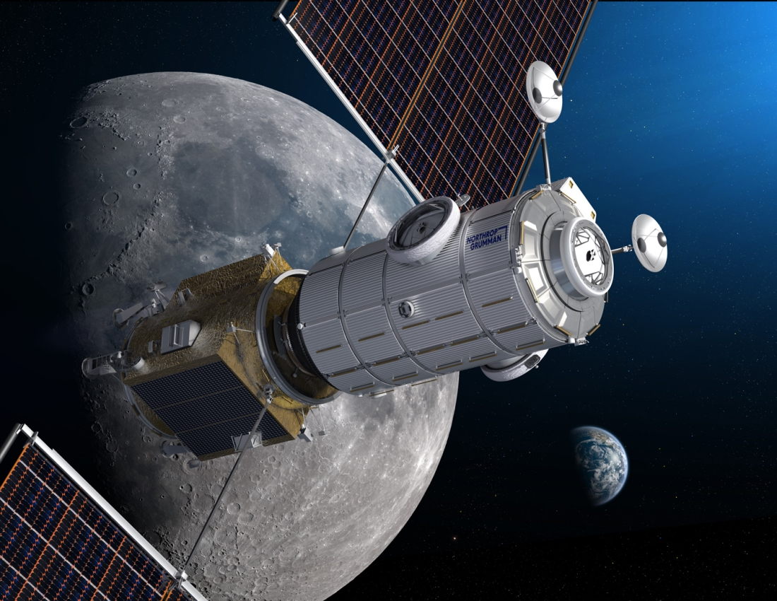Thales Alenia Space Chosen by Northrop Grumman to provide the pressurized module for HALO
