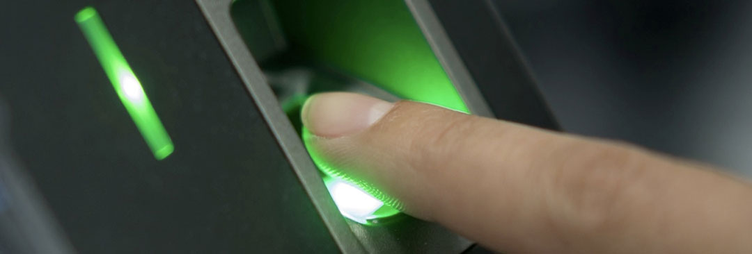 fingerprint recognition