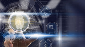 Authentication cloud services to secure access to digital banking
