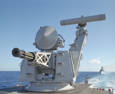 Goalkeeper - close-in weapon system | Thales Group