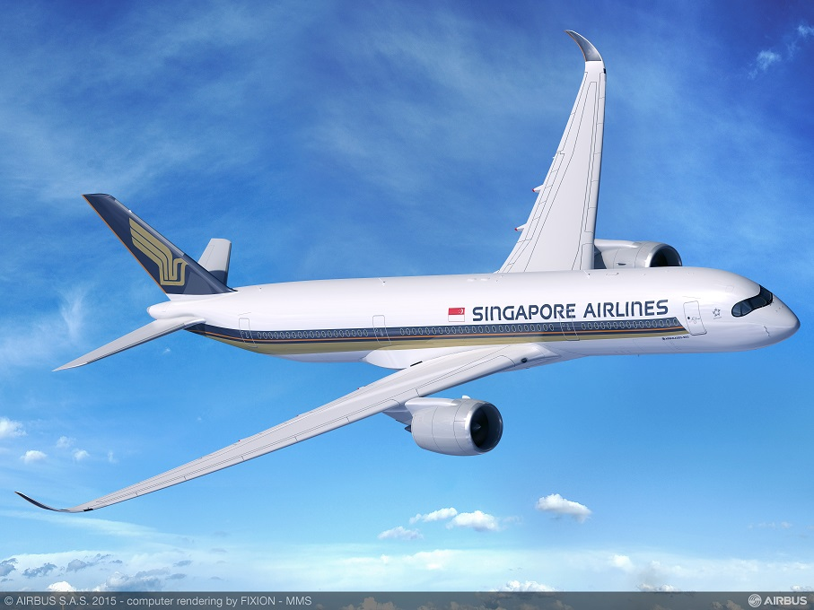 Thales AVANT IFE and connectivity selected by Singapore Airlines  - Thalesgroup