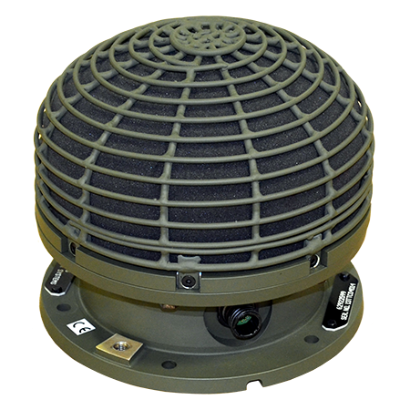 New acoustic shot detection system to protect Ajax vehicle