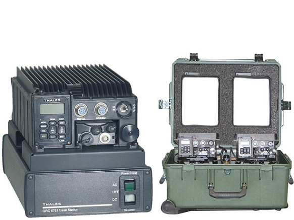 AN/PRC-148 SYSTEM | Thales Group