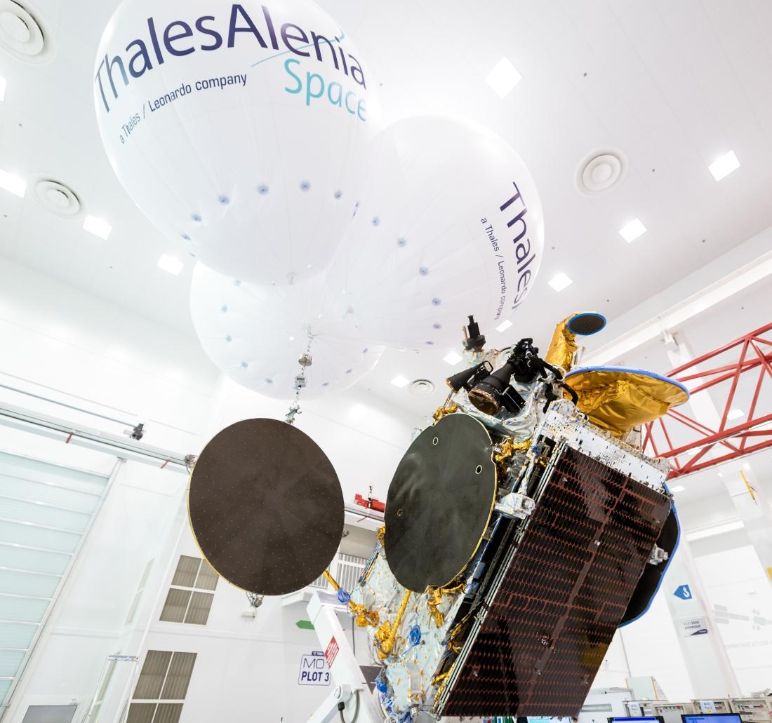 Bangabandhu Satellite-1 celebrates first anniversary