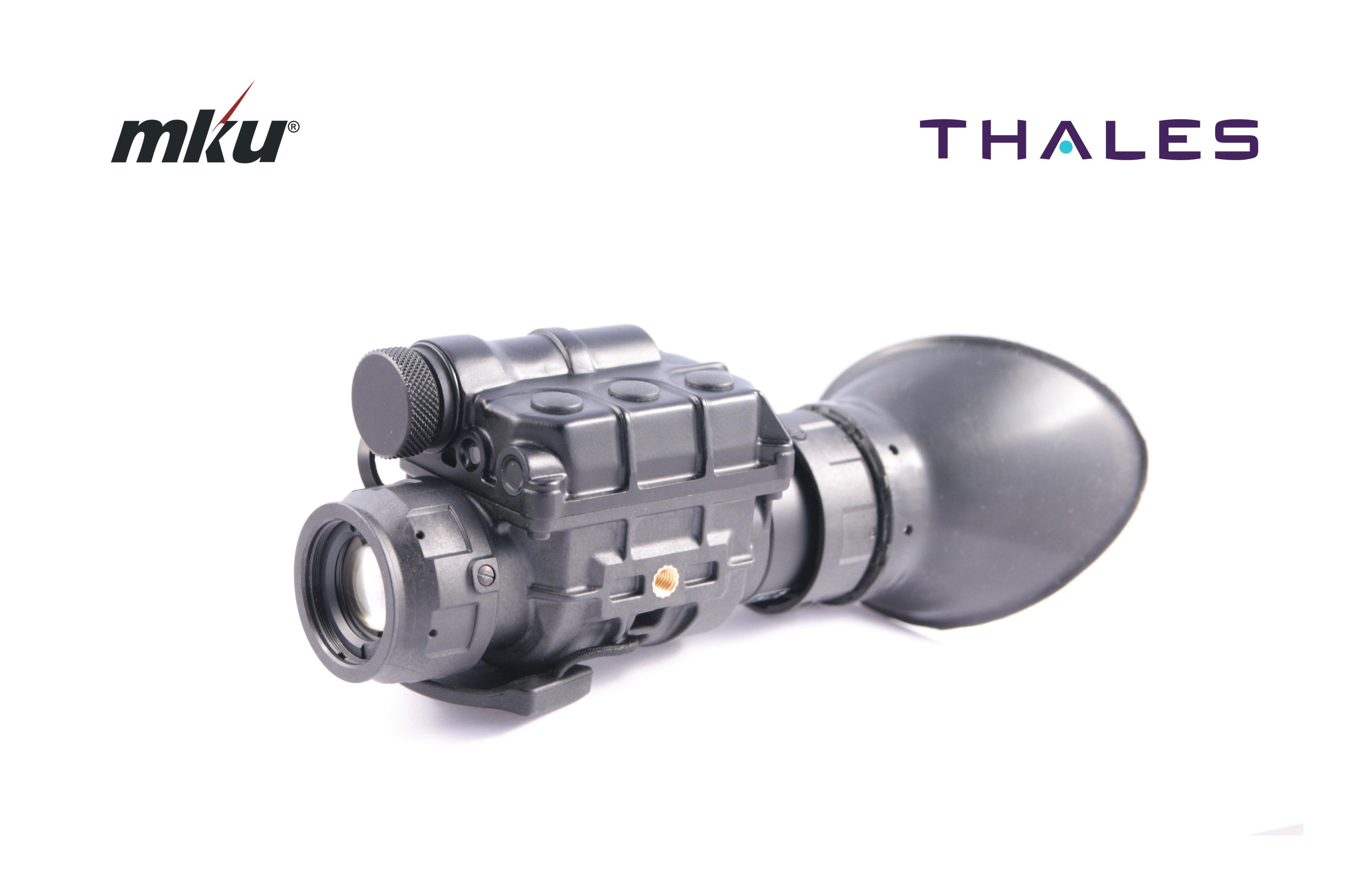 Mku And Thales Team Up To Develop Optronic Devices Close Quarter U S Soldiers High Tech Gadget For Better Night Vision Elfie Ii Nvd Thalesgroup