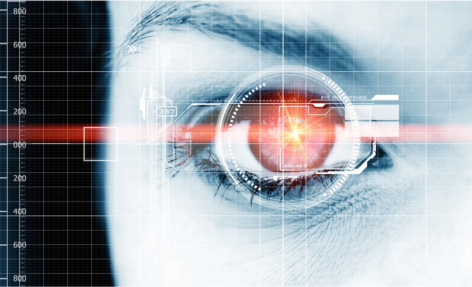 Eye-scan - Thalesgroup