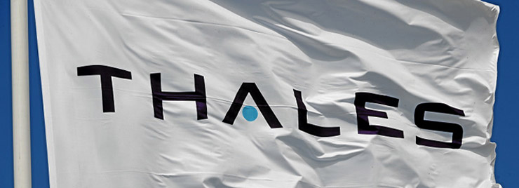 Thales Flag Mobile Homepage - Thalesgroup