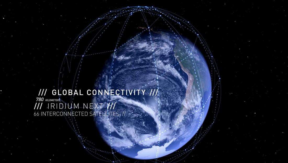 Iridium_NEXT - Thalesgroup