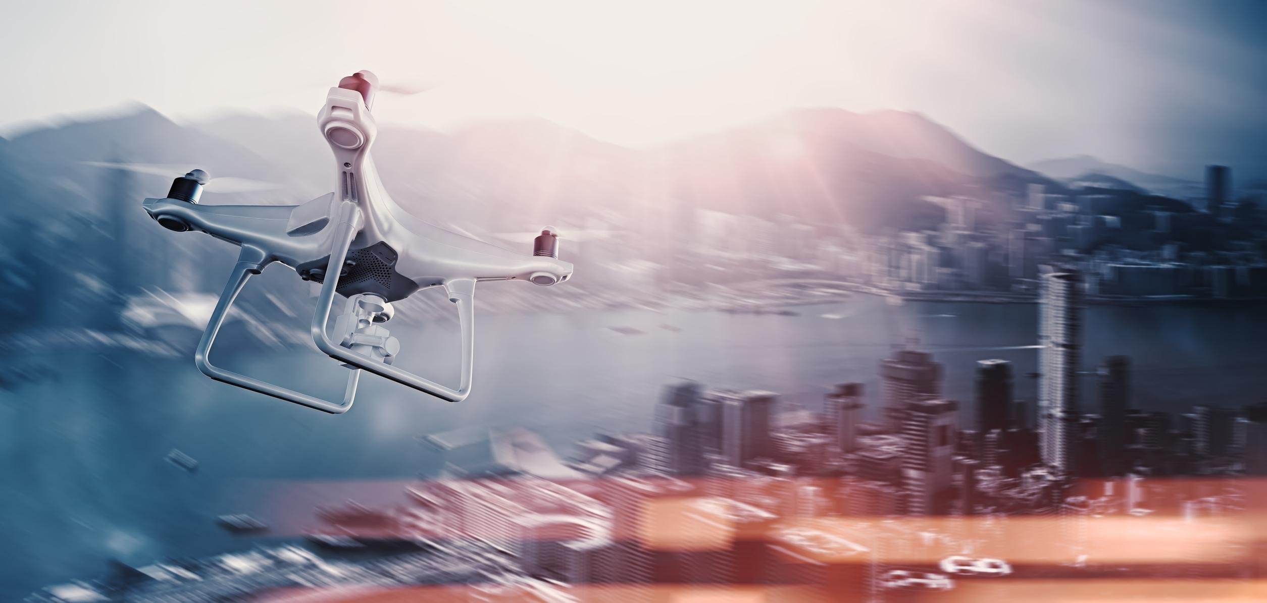 Drones-innovation - Thalesgroup