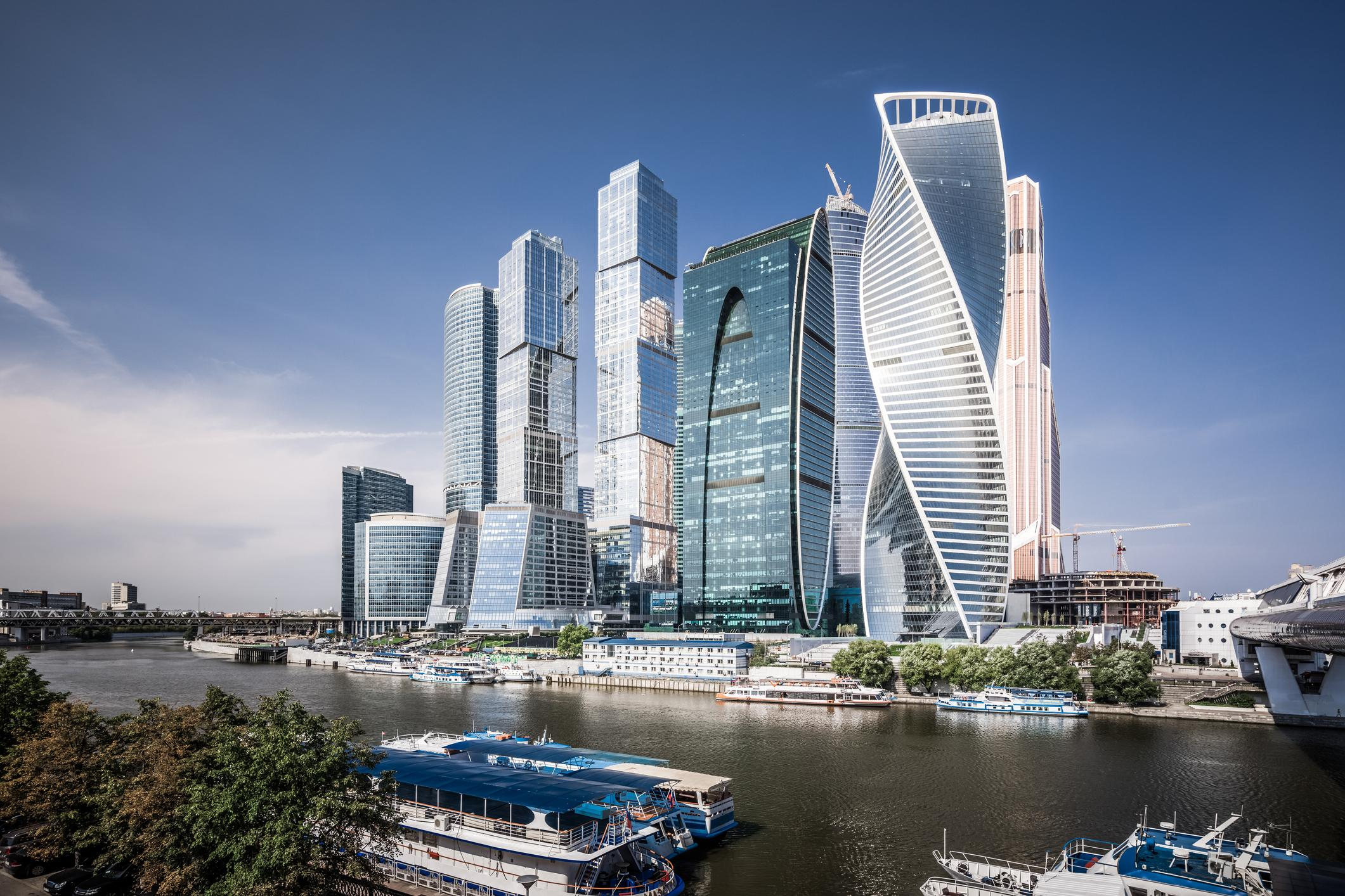 Russia-Skyline-Moscow - Thalesgroup