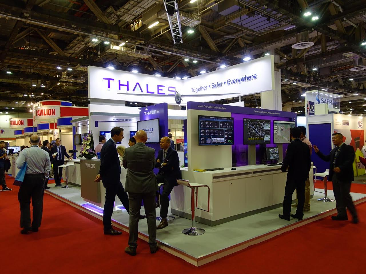 MilipolAsiaPacific2017_Stand - Thalesgroup