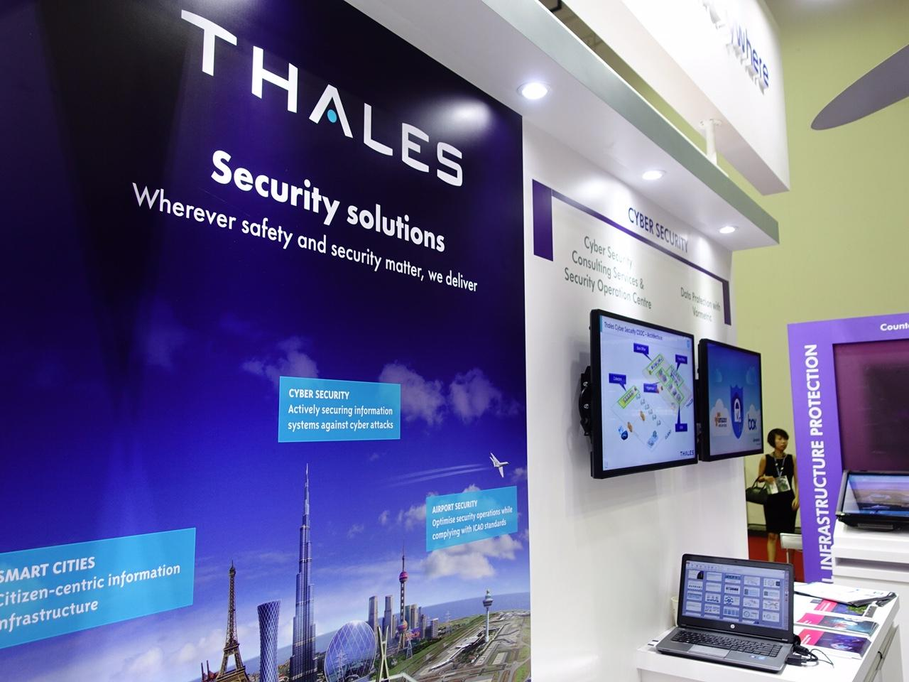 MilipolAsiaPacific2017_Stand_2 - Thalesgroup