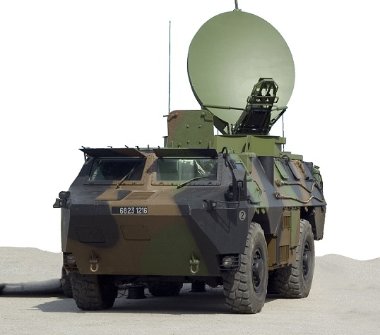 Military applications image - Thalesgroup