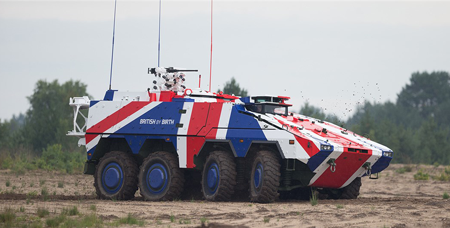 BOXER 8x8 Armoured Vehicle - Thalesgroup