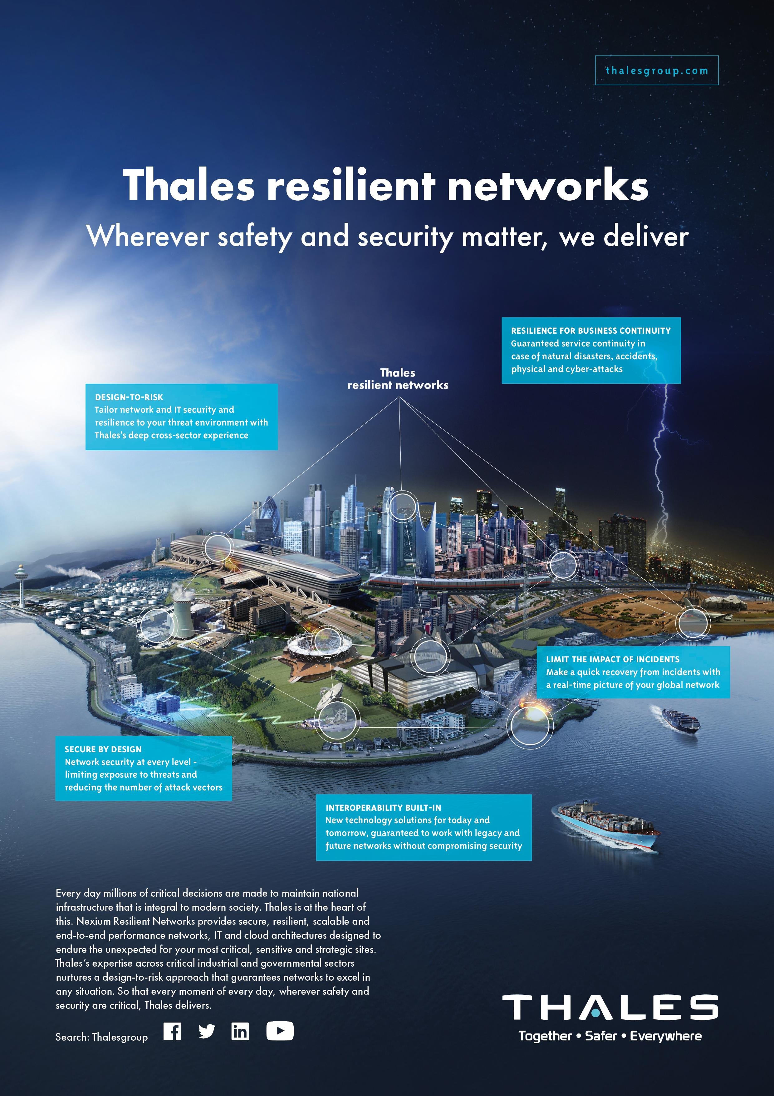 nexium resilient network civil ad - Thalesgroup