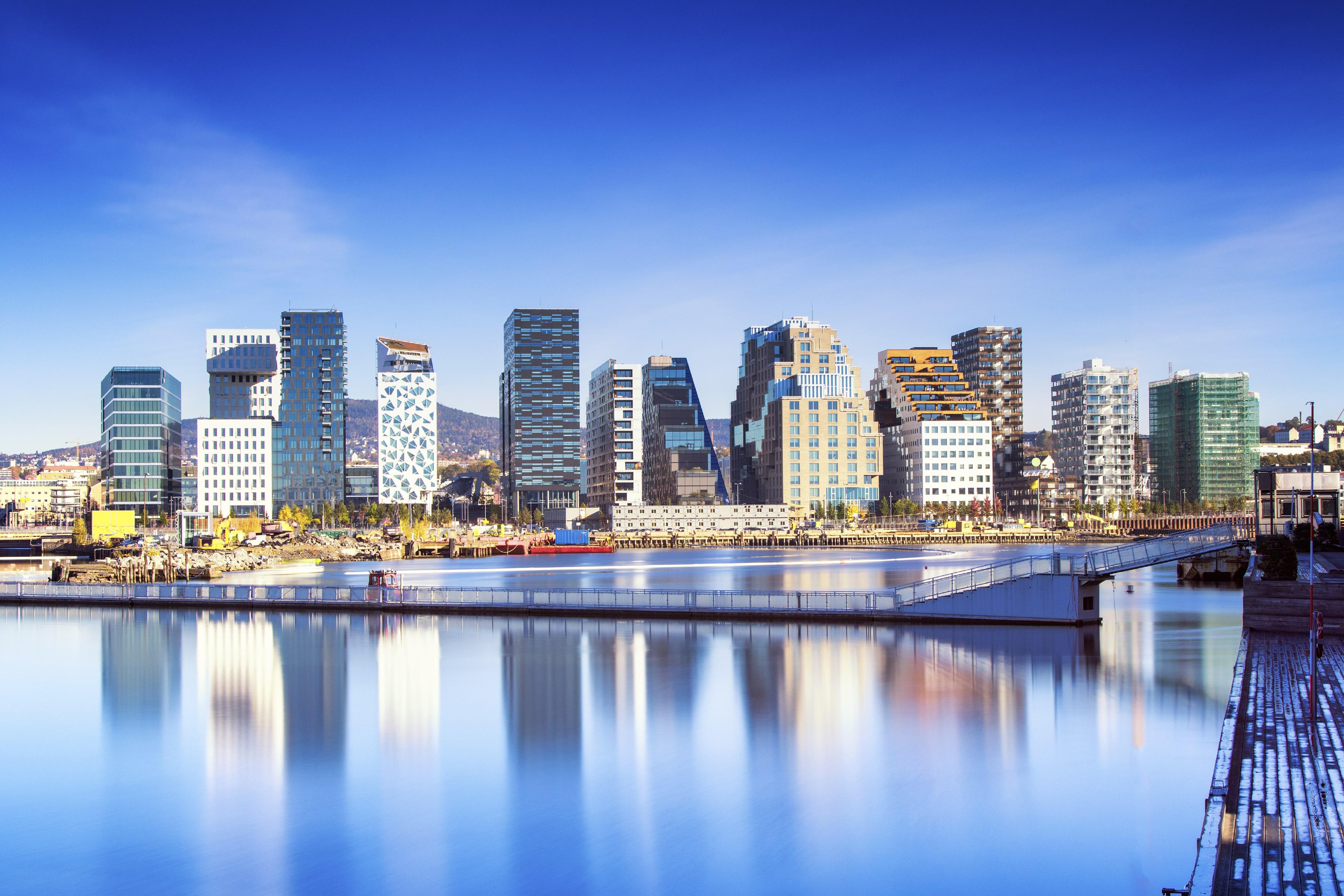 Best MBA colleges/universities in Norway