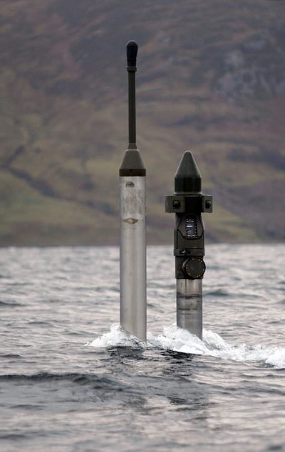 Twin CM10 Optronic Masts used on the Astute Class - Thalesgroup