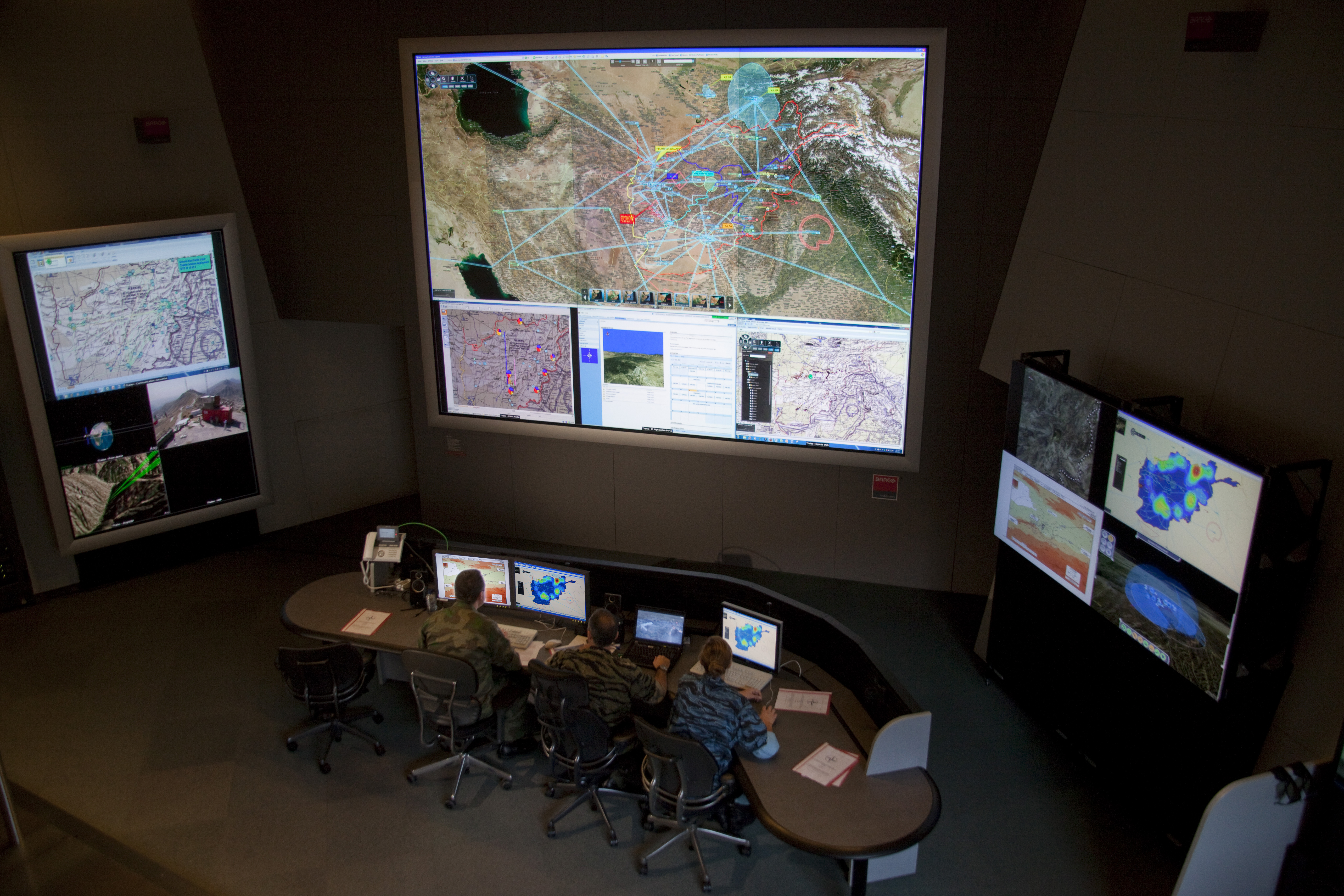 Command and control - Thalesgroup