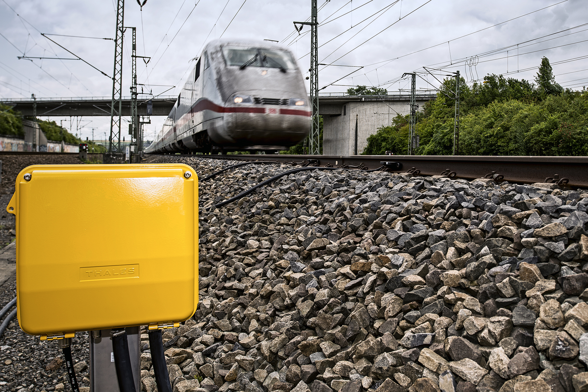 Main Line Signalling Solutions - Thalesgroup