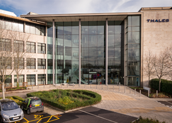 Our UK locations | Thales Group