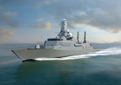 The Type 26 will be capable of undertaking a range of roles - Thalesgroup
