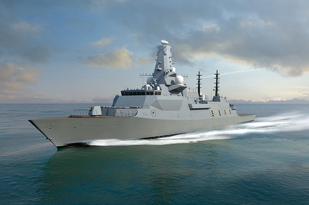 Royal Navy's latest warships to be equipped with Thales anti-submarine Sub - Thalesgroup