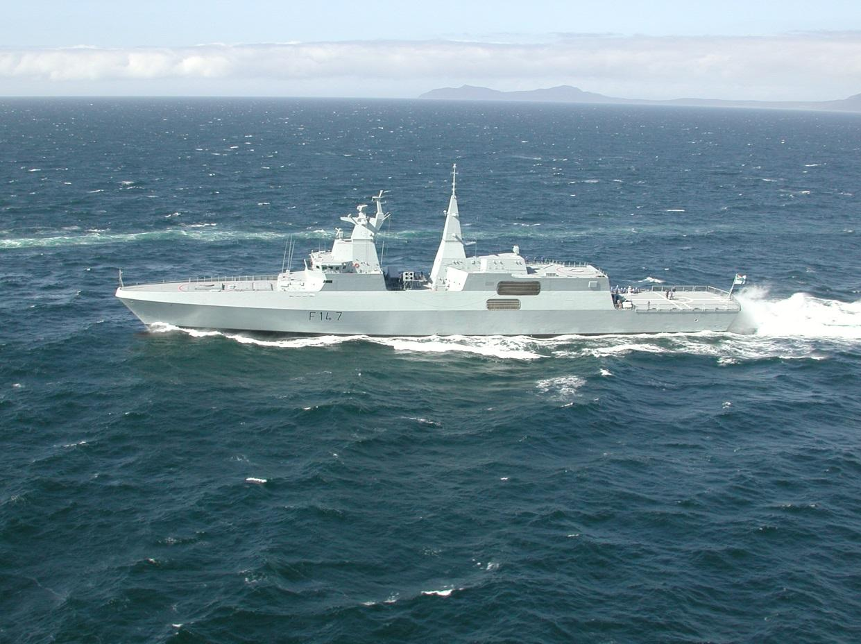 South African Navy  - Thalesgroup