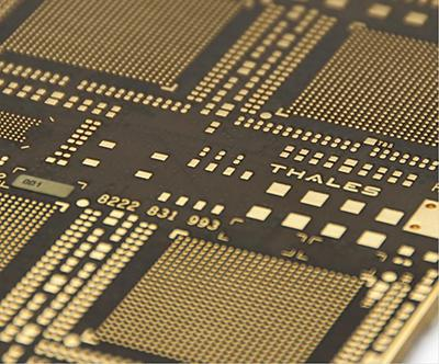 GCC Printed Circuit Boards | Thales Group