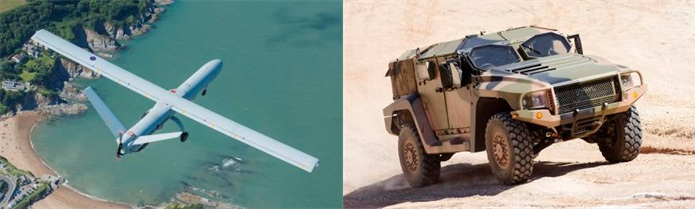 unmanned aerial vehicle systems  - Thalesgroup