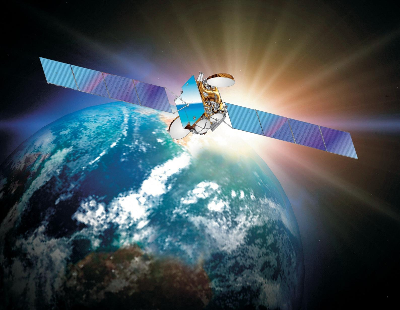 The Thaicom 5 satellite, constructed by Thales Alenia Space, is currently providing telecommunications services for the Asia-Pacific region - Thalesgroup