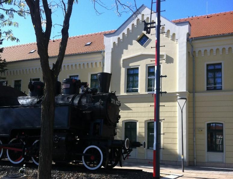Thales has installed electronic safety equipment in the Békéscsaba train station - Thalesgroup