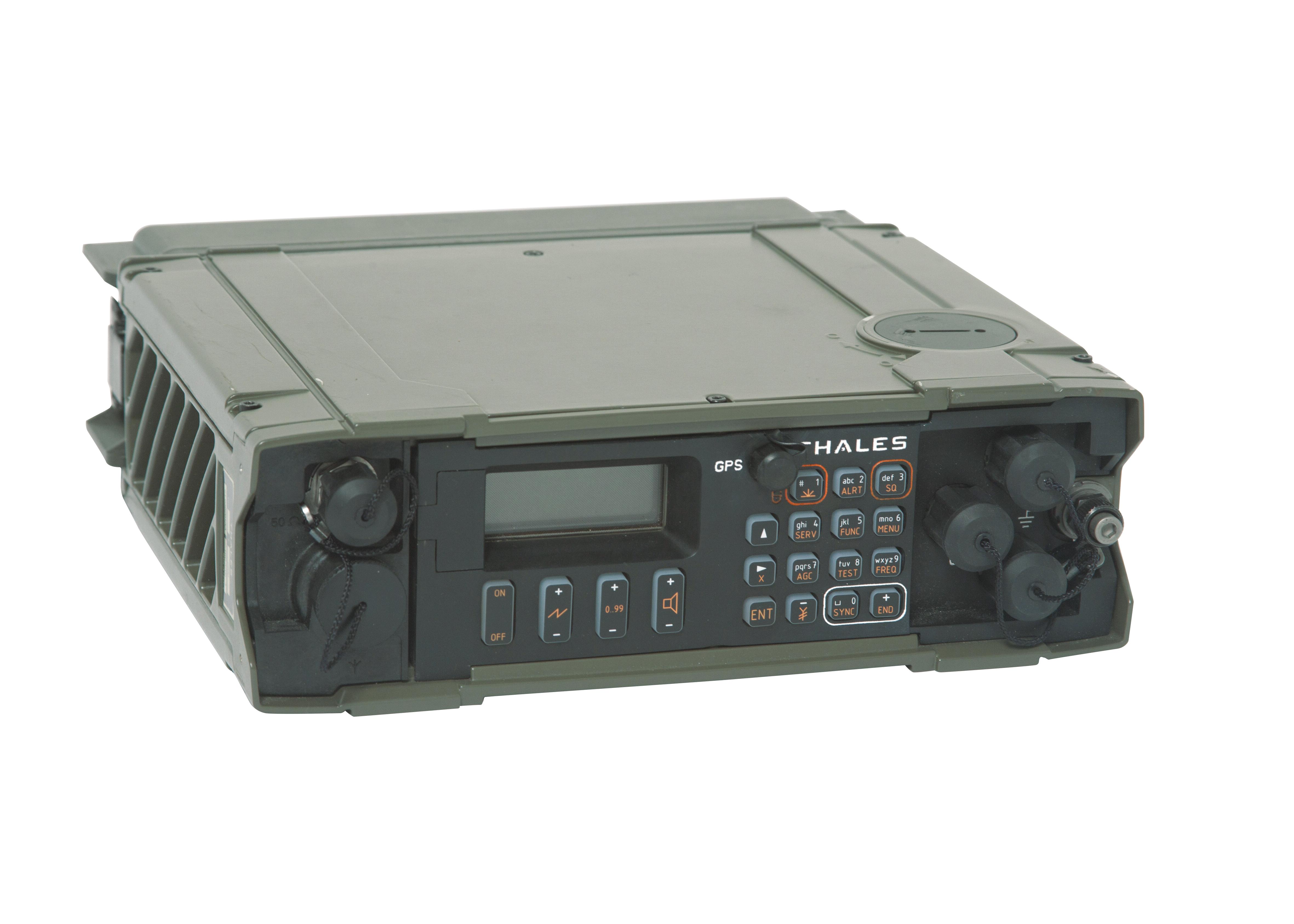 Tactical Radios Thales Group