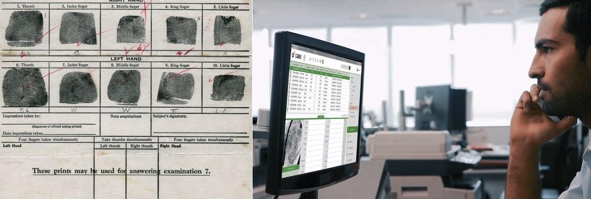 Afis History Of Biometrics Forensics 2020 Update
