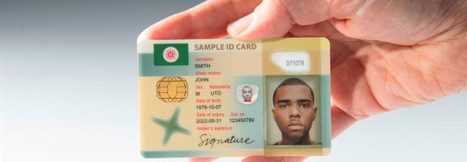 Carte d'identité biométrique au Cameroun