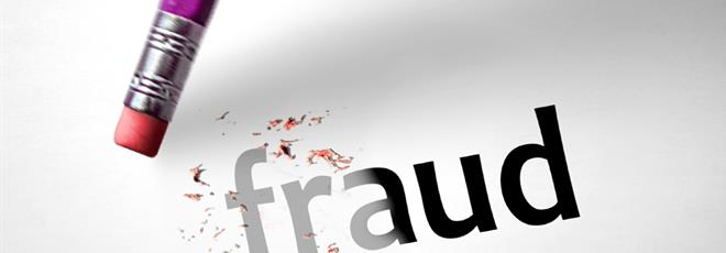 Home office fighting fraud