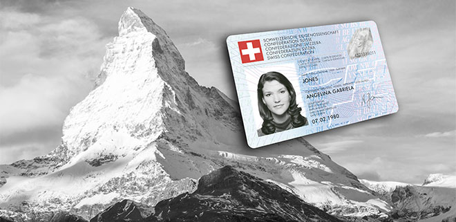 National ID card in Switzerland