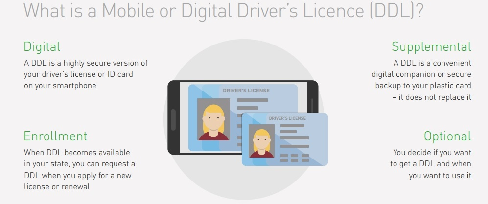 What is a mobile driving license