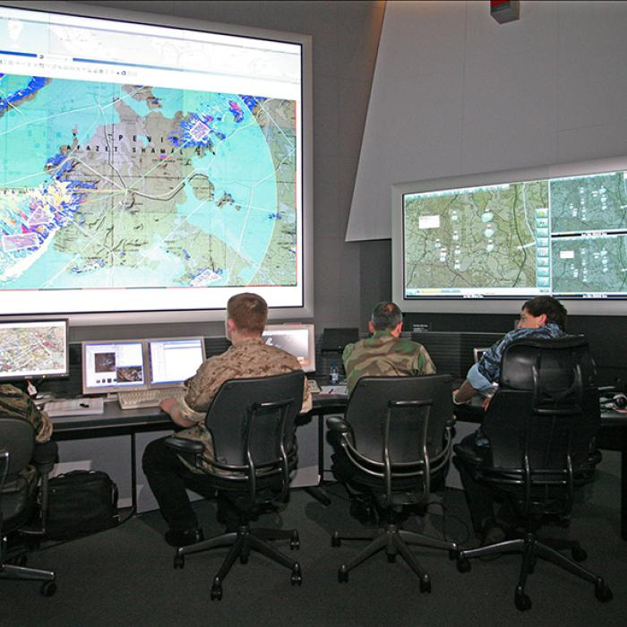 CIEW. Joint intelligence centre thumb - Thalesgroup