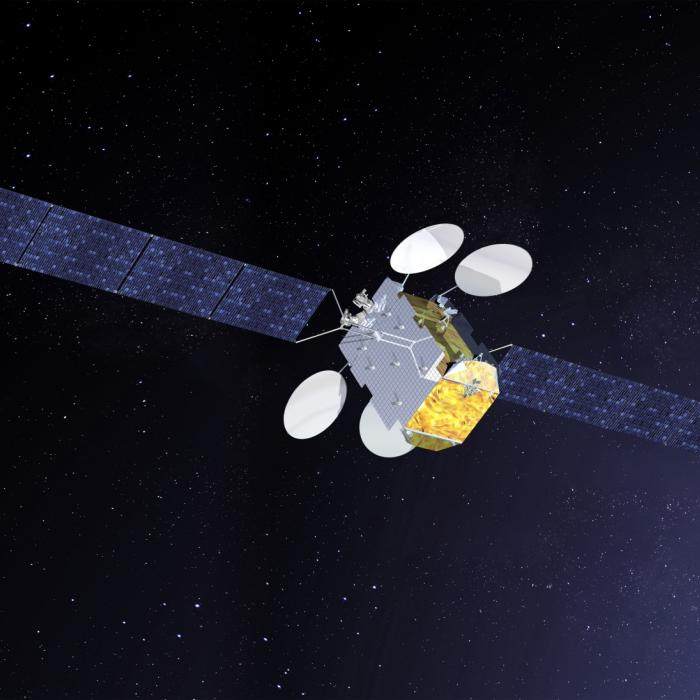 Africa space - Thalesgroup
