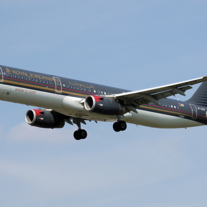 Royal Jordanian Airlines selected Thales's In-Flight Entertainment and Connectivity (IFEC) systems - Thalesgroup