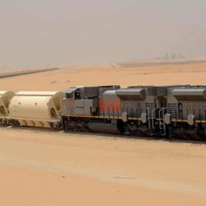 Saudi Arabia North-south Railway - Thalesgroup