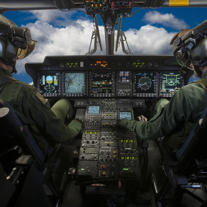 Helicopter Avionics - Thalesgroup