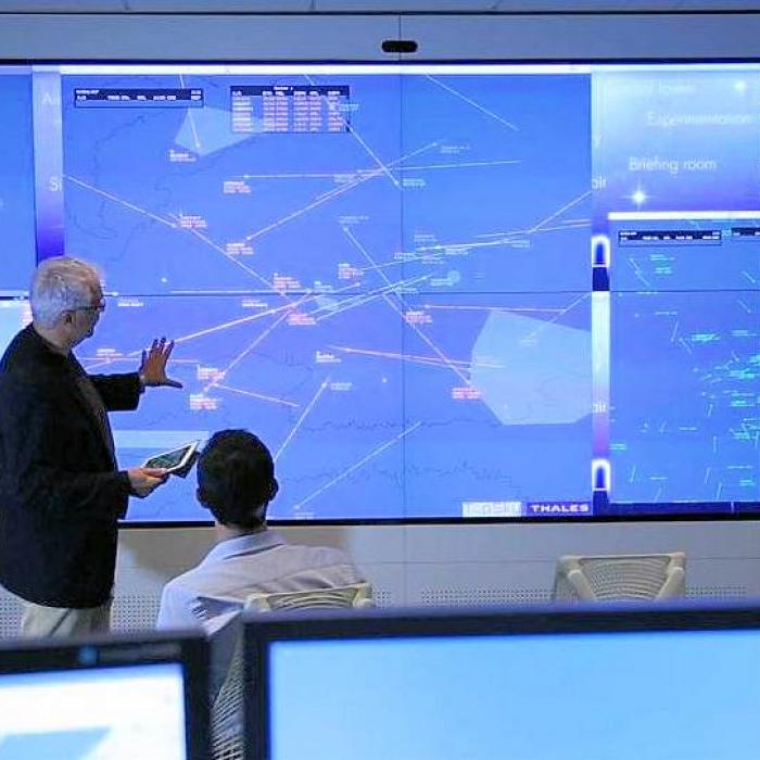 Air Traffic Management | Thales Group