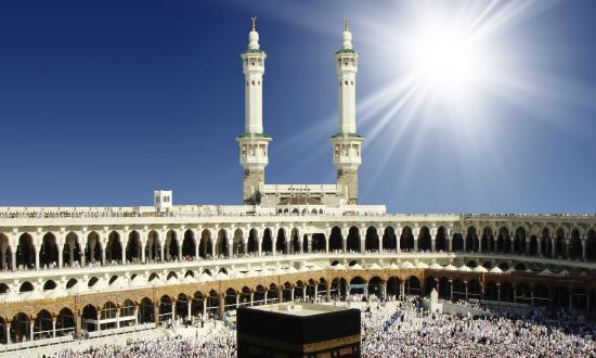 Fluidité et sécurité des flux de pèlerins au pèlerinage de La Mecque - Thales Group